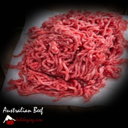 Minced/Ground Beef